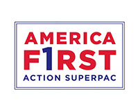 America First Action SuperPAC Logo