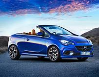 Opel Corsa OPC/GSI Convertible