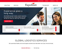 Expeditors International Website