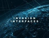 Invasion Interfaces