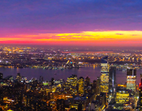 Coloured New York