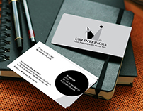 Corporate Identity design - Visiting Cards
