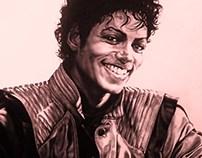The Thriller Michael Jackson