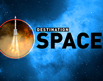 DESTINATION SPACE | STING | 2016