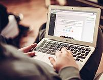 TalentPad User Profile Redesign