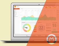 UI, UX, Dashboard, Branding, Logo Design for MGlobally