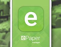 App ePaper Manager