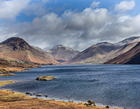 Wast Water, The Lake District Cumbria