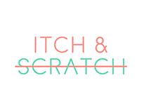 itch & scratch branding