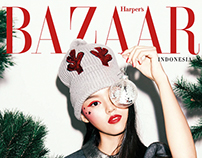 Harper's Bazaar Indonesia Season's Greetings '15