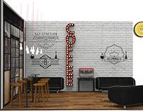 Arquitetura | Espaço Café Retrô