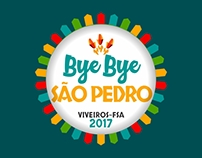 Bye Bye São Pedro - Identidade Visual