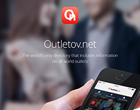 Outletov mobile app