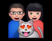 Snapchat custom geofilter emoji