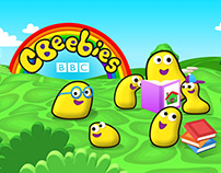 CBeebies idents