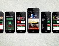 WEMBLEGG - WebApp Social Gaming Platform