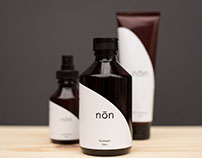 nōn - Skincare Brand and Packaging Design