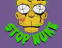 Bootleg Bart - Contest Bestreet- Stop Nuke