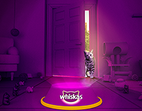 Whiskas Cat