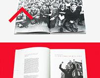 Solidarnosc I Solidarity - Editorial Design