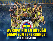 Euroleague Champion Fenerbahçe