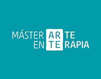 Máster en Arteterapia - Logotipo