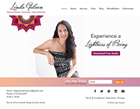 Website design project: Linda Galvan