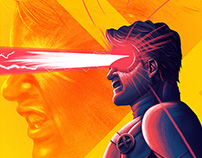 X-Men Apocalypse Poster for VUE Cinema