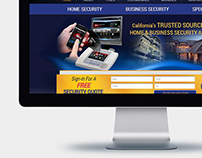 5 Alarm Security Website