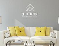 RENUEVA: Web, interior and Share economy Design