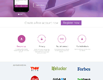 vibe UI design