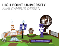 High Point University Mini Campus Design