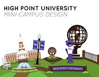 High Point University Mini Campus Design