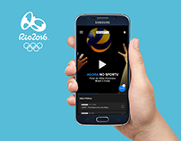 Rio 2016 Olympic Games App