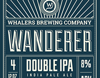 Beer Packaging - Whalers Brewing co.