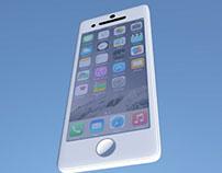 iPhone animation test