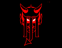 Scary Logo Designing + Intro AD
