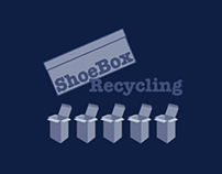 Shoebox Recycling Fliers