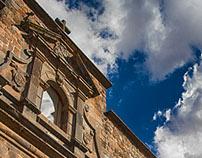 #Landscape Holy stone Qorikancha / Cuzco