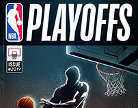 """NBA PLAYOFFS """"HEROES WANTED"""""""