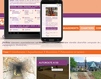 Site Web for&tec