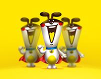 儿童玩具品牌小狗帕比/Children toy brand hi  Puppy