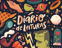Diário de Leituras / TAG LIVROS