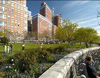 Nelson Rockefeller Hudson River Park, NY, NY