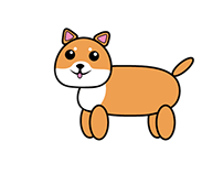Dogo Animation Character