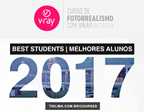 THI LIMA´S BEST STUDENTS • VRAY • 2017