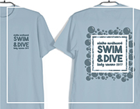 ONW Swim & Dive T-Shirts