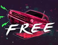 Cabezote Programa Free Pass. Canal Claro Música