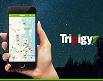 Tripigy | Branding & Web