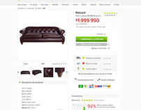 Product Page [decohogar] - Falabella.com